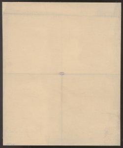 Opere di difesa e di assedio degl'Italiani ed Austriaci costruite nel 1849 sul Brenta (verso)