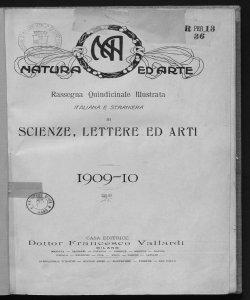 1909-1910 Numeri 13-18