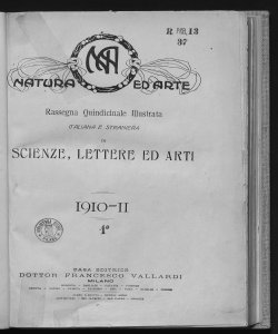 1910-1911 Numeri 1-7