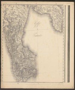 20: Golfo di Taranto (Puglia) e Calabria. -