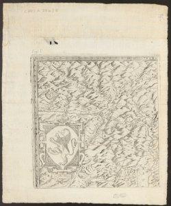 Descrittione del territorio bresciano con li suoi confini rifatto per me Leone Pallavicino pittore 08