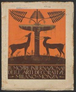 Le Mostre Internazionali delle Arti Decorative Milano-Monza (Villa Reale)