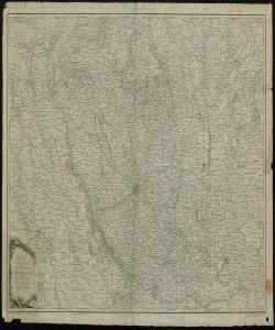 Carta topografica dei contorni di Milano pel circuito di ventiquatro e più miglia