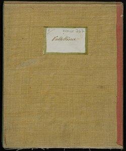Carta topografica dei territori del milanese e mantovano eseguita dietro le più esatte dimensioni geografiche ed osservazioni astronomiche