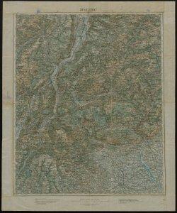 Cartografia storica della Biblioteca del Touring Club Italiano