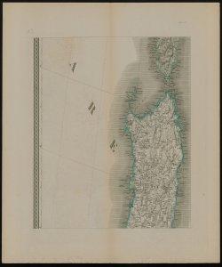 Carta dell'Italia in quindici fogli ricavata dalle migliori mappe finora pubblicate nella proporzione di 1: 600.000 [Parte VI]