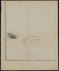 Carta generale della Isola di Sicilia [Copertina, retro]