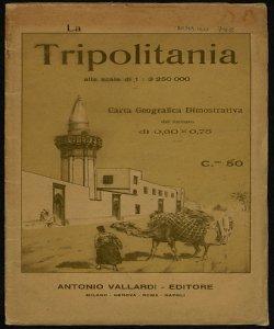 La Tripolitania  [Copertina]
