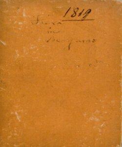 Bergamo, o sia Notizie patrie. Almanacco  per l'anno 1819