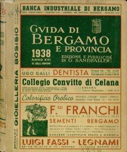 Guida di Bergamo e provincia 1938