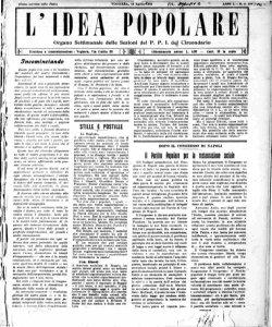 Periodici vogheresi (1851-2004)