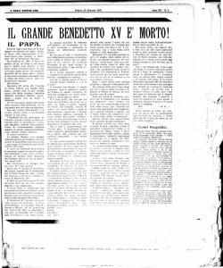 Giornale di Voghera e circondario