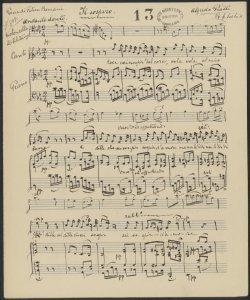 Il Sospiro / Musica d'A. Piatti ; Poesia di Felice Romani