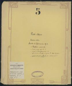 Rimembranze della Linda di Chamounix di Donizetti per Violoncello con accompagnamento di Piano o d'Orchestra : [Op.13] / Alfredo Piatti