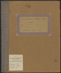 Sarabanda et Gavottes : [pour violoncelle et piano] / par J.S. Bach ; Accomp.t du Piano par Schumann