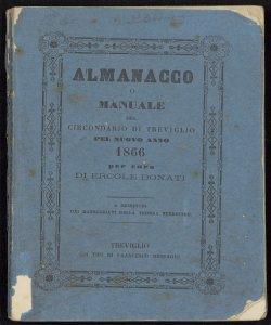 Manuale del circondario di Treviglio pel nuovo anno ...
