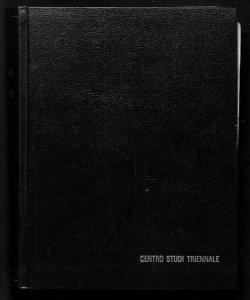 Catalogo ufficiale della 4. esposizione triennale internazionale delle arti decorative ed industriali moderne : maggio-ottobre 1930