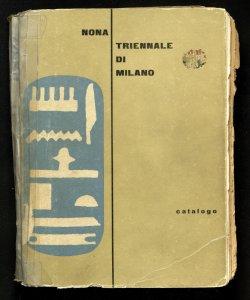 Nona Triennale di Milano : catalogo