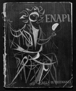 L'Ente nazionale per l'artigianato e le piccole industrie, E.N.A.P.I., alla 9. triennale di Milano, 1951