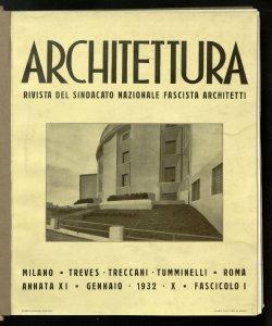 Triennale Milano. Periodici storici