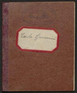 Costituzione della Società di mutuo soccorso La Piemontese in New York, Stati Uniti d'America ...