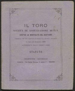 Statuto / Il Toro