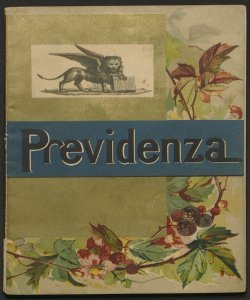 Previdenza : le Assicurazioni Generali di Venezia alla Esposizione generale italiana di Torino, 1884