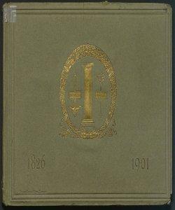 Nel 75. anniversario dalla fondazione della Compagnia di assicurazione di Milano : 27 gennaio 1901